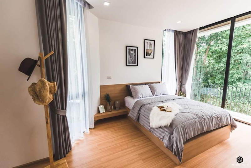 luxury pool villa for sale in hang dong chiang mai 23