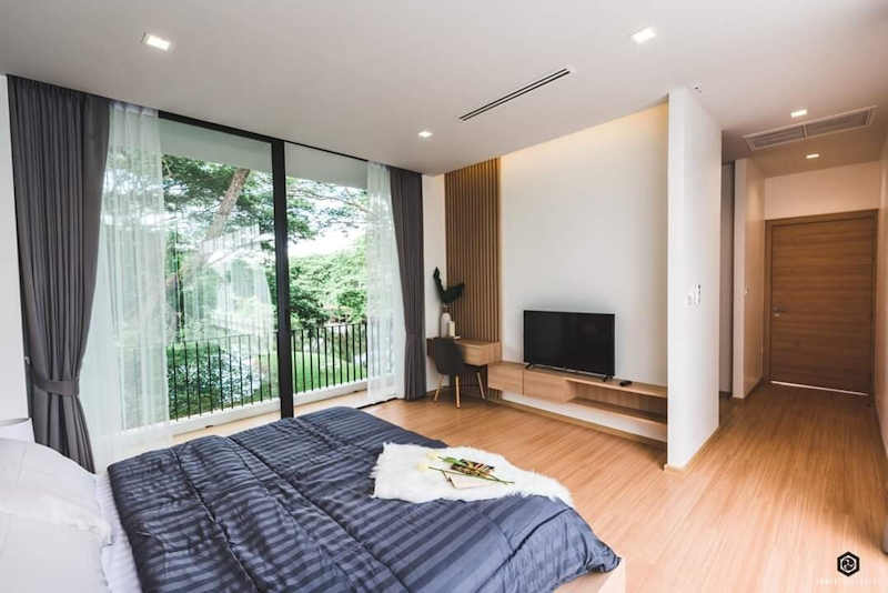 luxury pool villa for sale in hang dong chiang mai 8