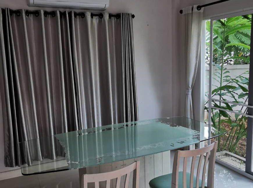 siwalee san kamphaeng 3 bedroom house for rent 10