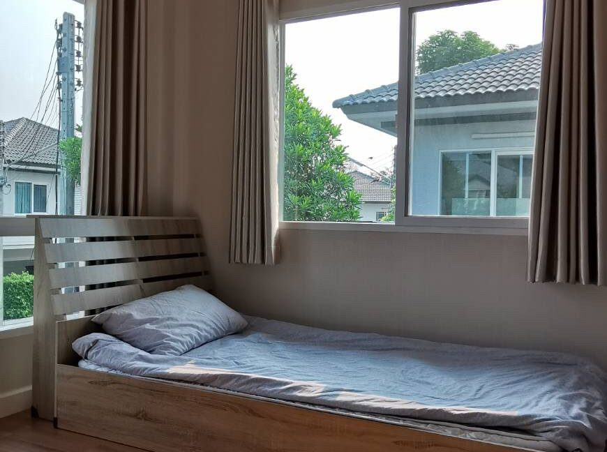 siwalee san kamphaeng 3 bedroom house for rent 11