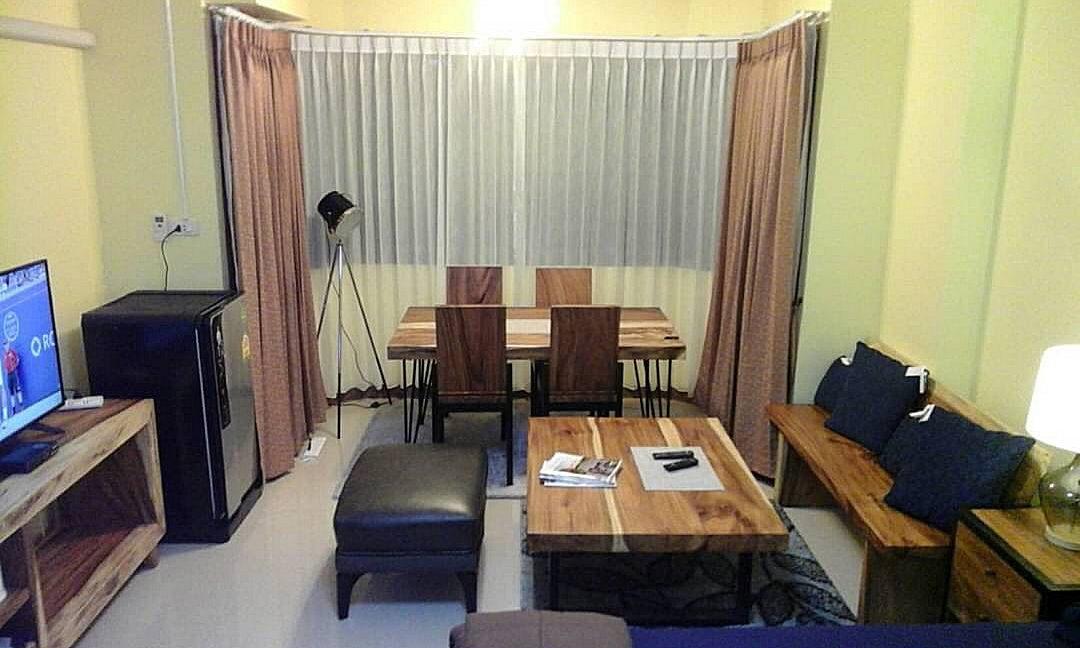 studio condo for sale in nimman chiang mai 14