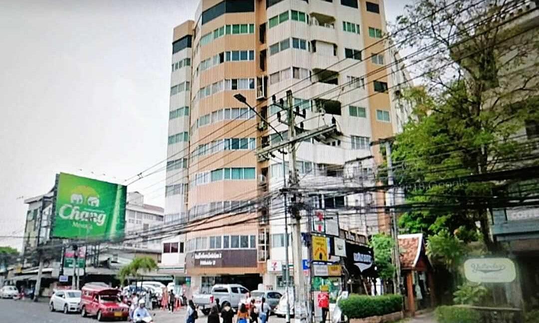 studio condo for sale in nimman chiang mai 4