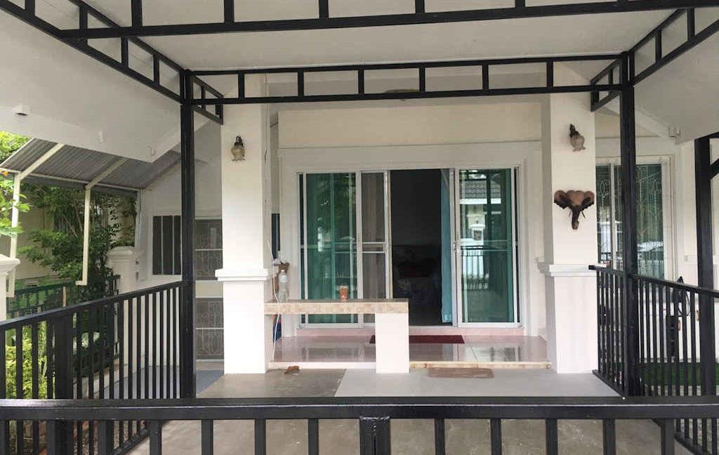 2 bedroom house for sale rent san kamphaeng 2