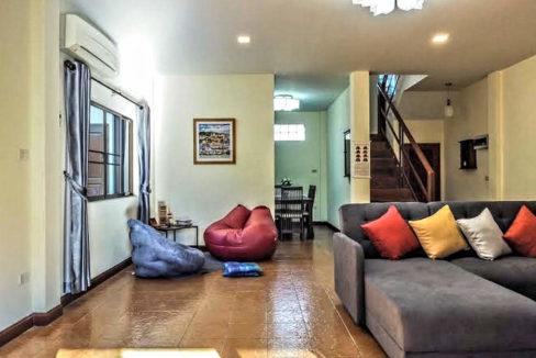 5 bedroom pool villa for rent faham 4