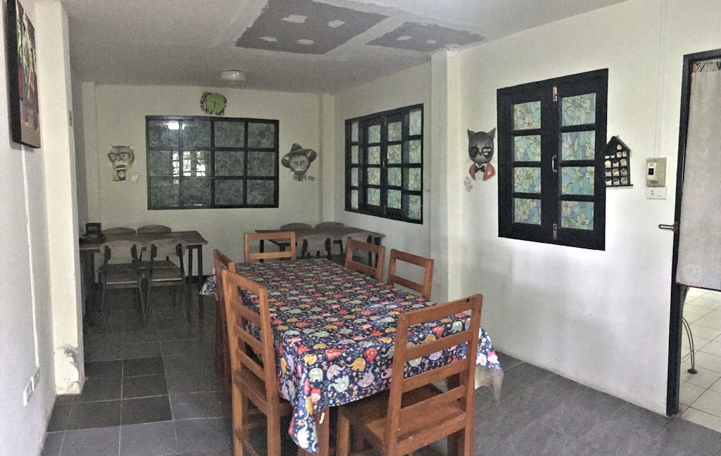 8 bedroom guest house for rent in chiang mai 2