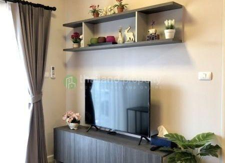 Studio for rent at D condo Rin 12