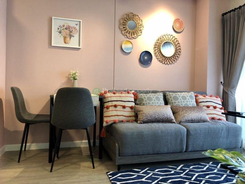 Studio for rent at D condo Rin 13