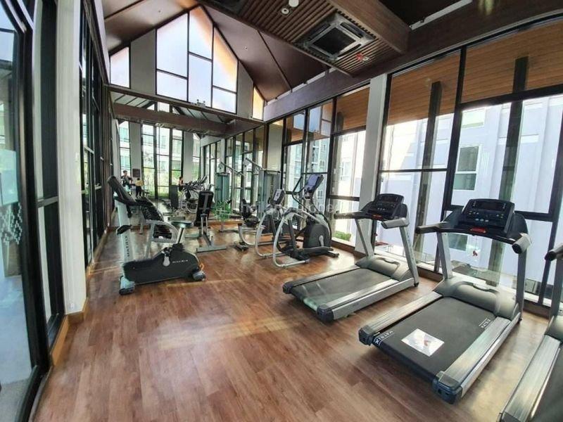 Studio for rent at D condo Rin 19