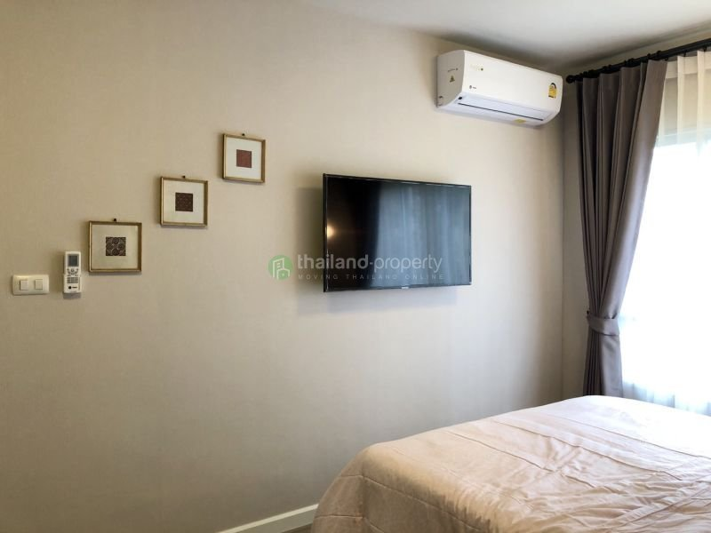 Studio for rent at D condo Rin 7