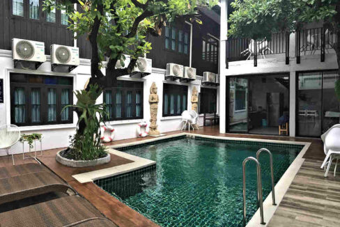 25 Rooms Modern Boutique Hotel for sale in chiang mai