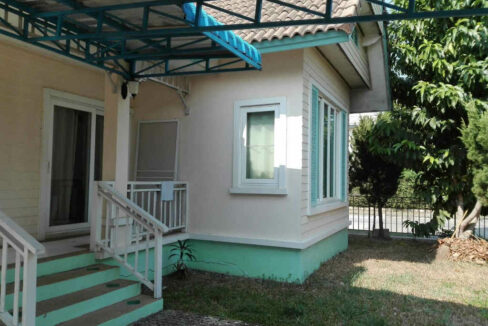 Two bedroom house for rent near Maejo university