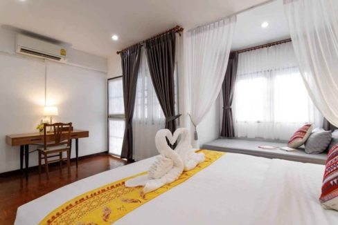 2 bedroom townhouse for rent in chaing mai 10