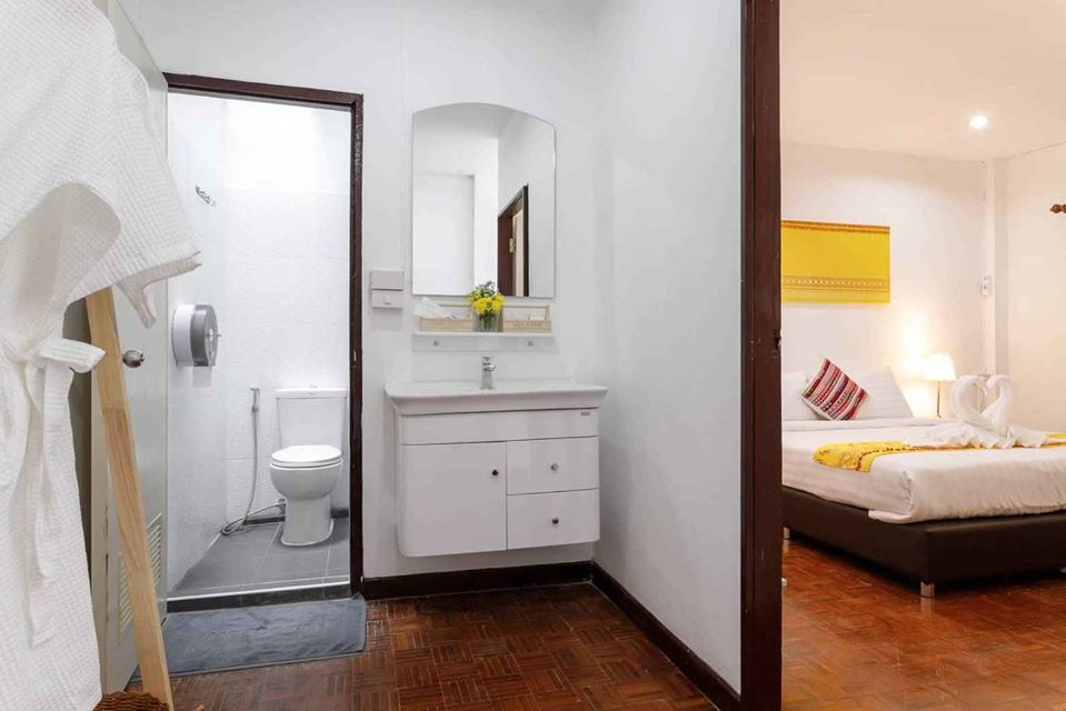 2 bedroom townhouse for rent in chaing mai 14