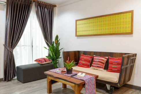 2 bedroom townhouse for rent in chaing mai 2