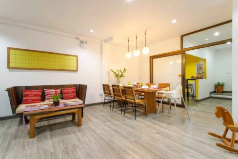 2 bedroom townhouse for rent in chaing mai 4