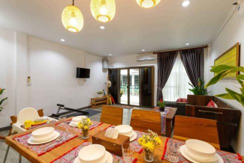 2 bedroom townhouse for rent in chaing mai 5