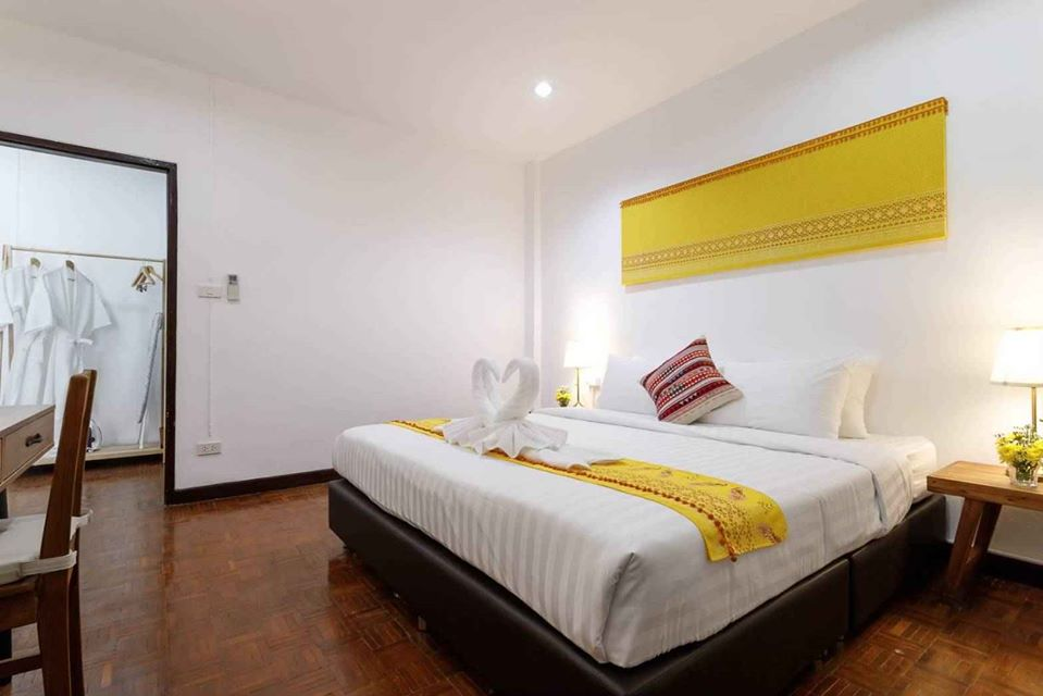 2 bedroom townhouse for rent in chaing mai 7