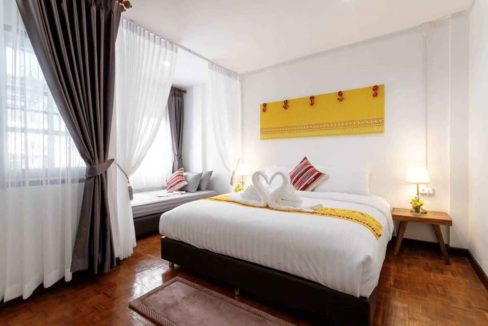 2 bedroom townhouse for rent in chaing mai 8