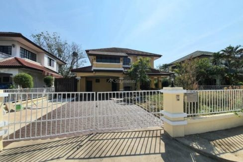 4 bedroom house for rent in lake view park chiang mai 2