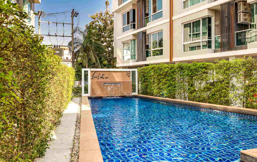one bedroom condo for sale oneplus chiang mai 2
