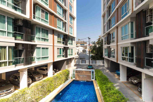one bedroom condo for sale oneplus chiang mai 4