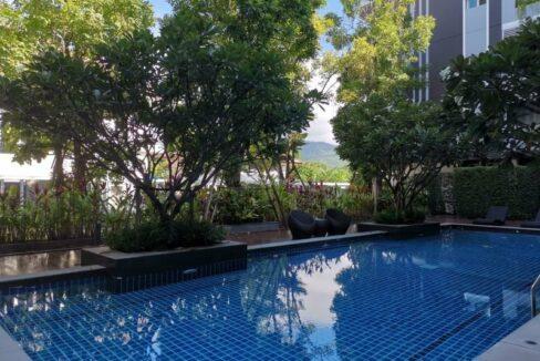 New Condo For Rent At Rajapruek Greenery Hill