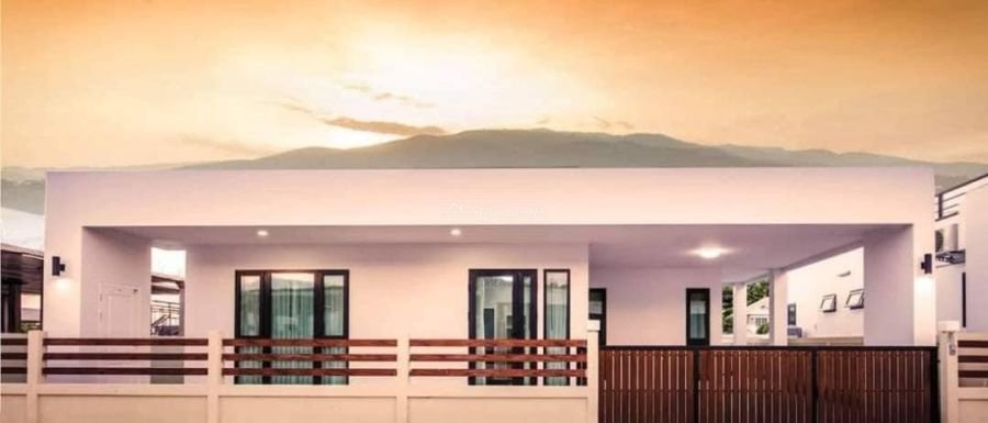 3 bedroom house for rent in suthep chiang mai 1