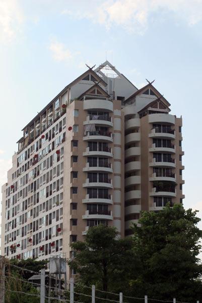 triplex condo for rent chiang mai-9