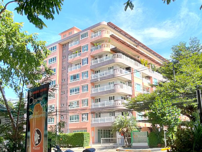 1-bedroom-condo-for-rent-in-punna-residence-nimman-condominium-suthep-chiang-mai