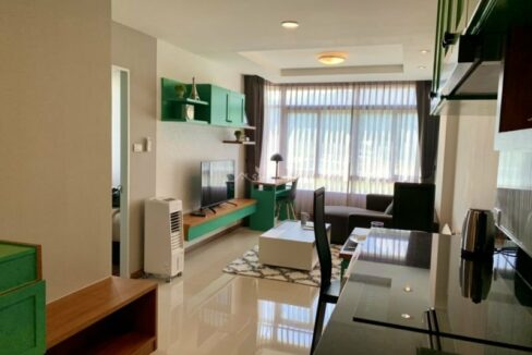 Renovated Mountain View Condo For Rent In Nimman