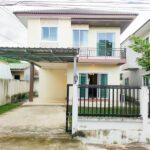 3 Bedroom house for rent near Meechok & Ruamchok